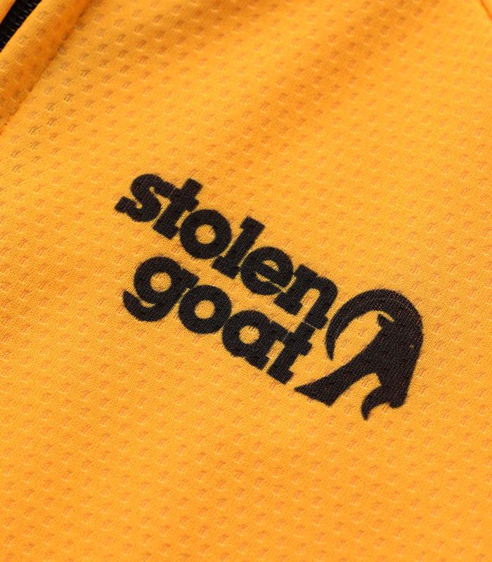 stolen goat fitch mango men's corre bodyline cycling jersey logo