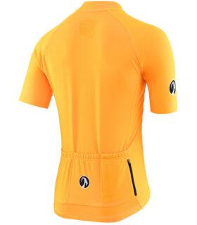 stolen goat fitch mango men's corre bodyline cycling jersey rear