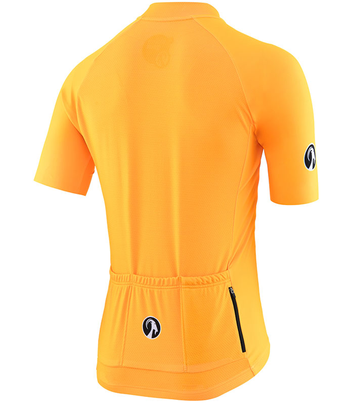 stolen goat fitch mango men's corre bodyline cycling jersey rear