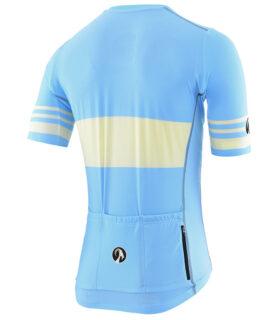 Stolen Goat Belgian Blue men's climbers jersey rear