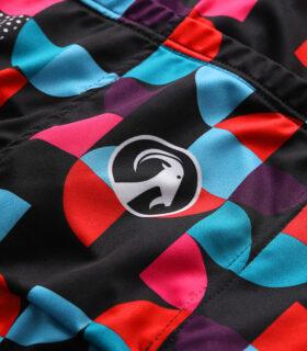 men's stolen goat cookies bodyline cycling jersey rear logo