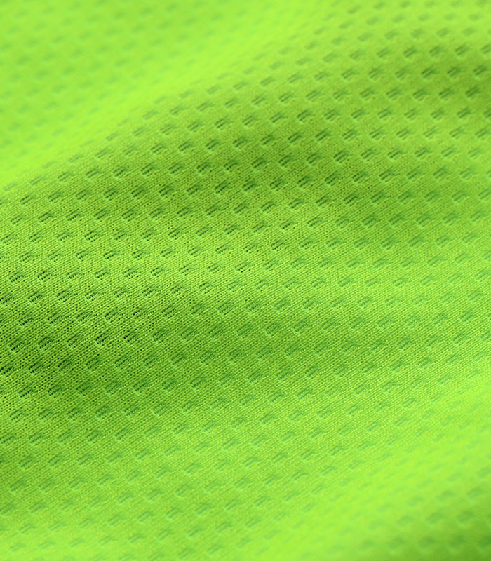 stolen goat fitch green men's CORE bodyline cycling jersey material
