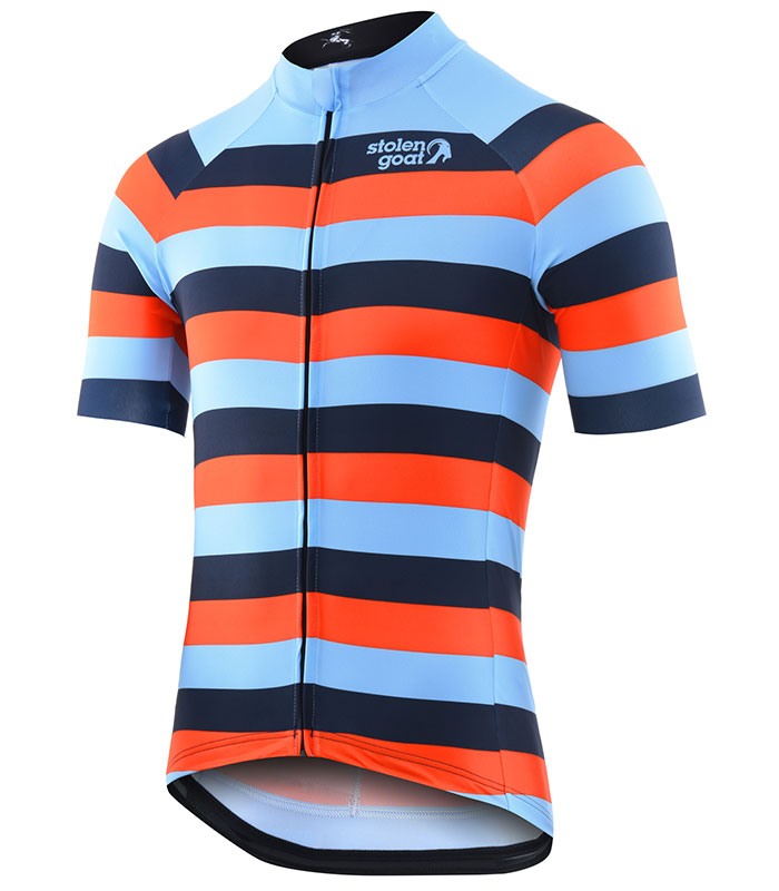 Stolen Goat Loudmouth men's bodyline cycling jersey
