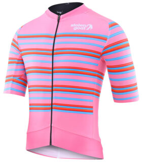 Stolen Goat Spectre epic cycling jersey front