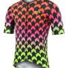 Stolen Goat Supernaut Hot men's climbers cycling jersey front
