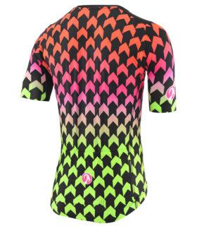 Stolen Goat Supernaut Hot men's climbers cycling jersey rear