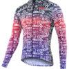 Stolen Goat Takashi Bodyline LS cycling jersey front