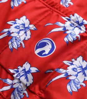 Stolen Goat Oahu men's bodyline cycling jersey rear logo