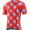 Stolen Goat Oahu men's bodyline cycling jersey front