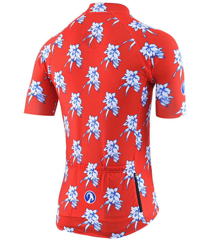 Stolen Goat Oahu men's bodyline cycling jersey rear