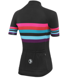 stolen goat element womens Bodyline cycling jersey rear