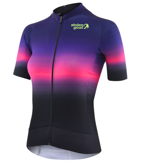 Stolen Goat Filmore epic cycling jersey front