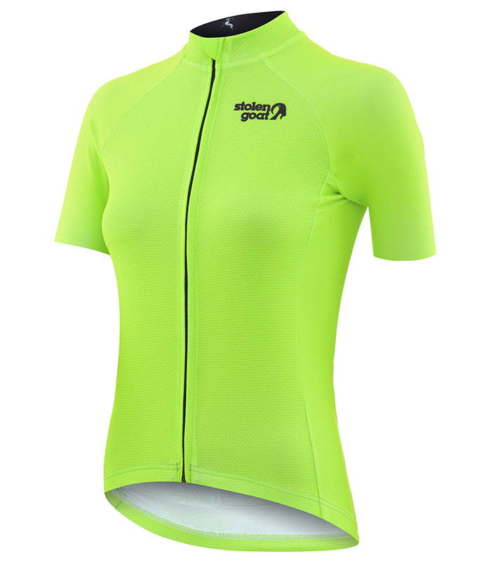Stolen Goat Core Fitch Green Bodyline Jersey