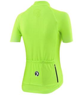 Stolen Goat Core Fitch Green Bodyline Jersey rear