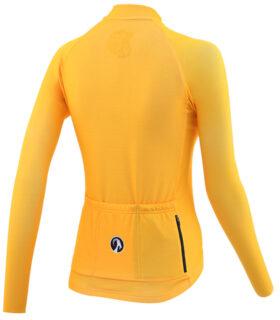 stolen goat fitch mango women's core bodyline ls jersey rear