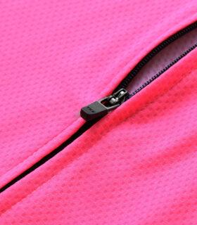 Stolen Goat Core fitch Pink Bodyline Jersey ykk zipper