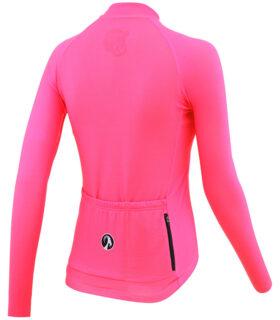 stolen goat fitch pink women's core bodyline ls jersey rear