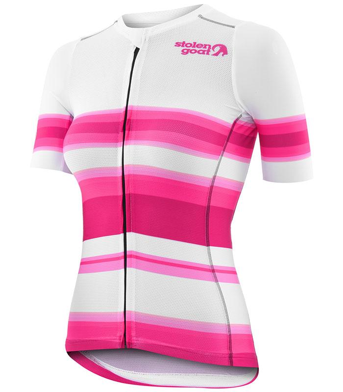 Stolen Goat Gonzalez women's climbers jersey front