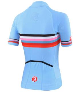 Stolen Goat womens Polar epic cycling jersey rear