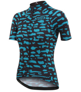 Stolen Goat Tenement bodyline cycling jersey front