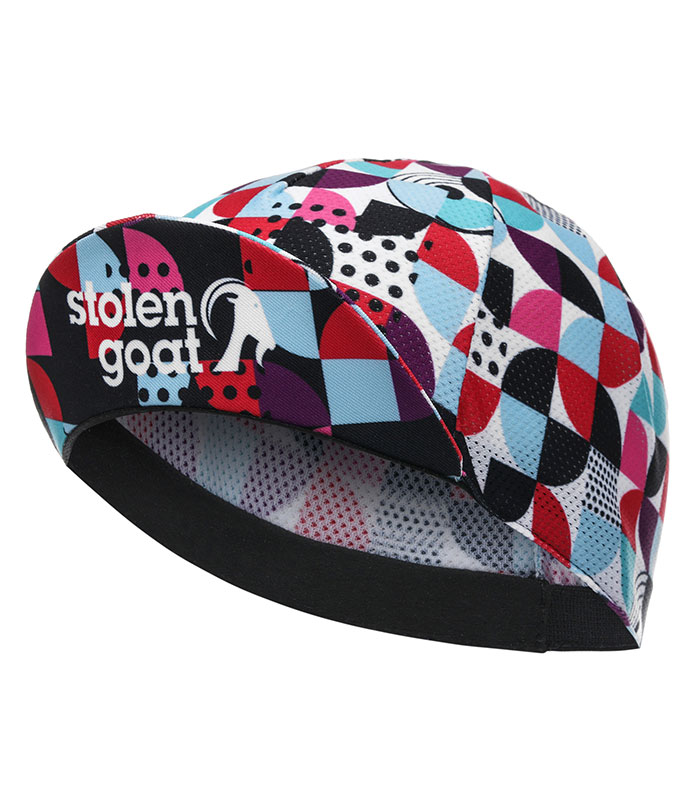Stolen Goat Cookies lightweight cycling cap