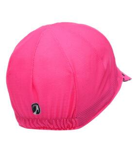 stolen goat joiner pink lightweight cycling cap rear