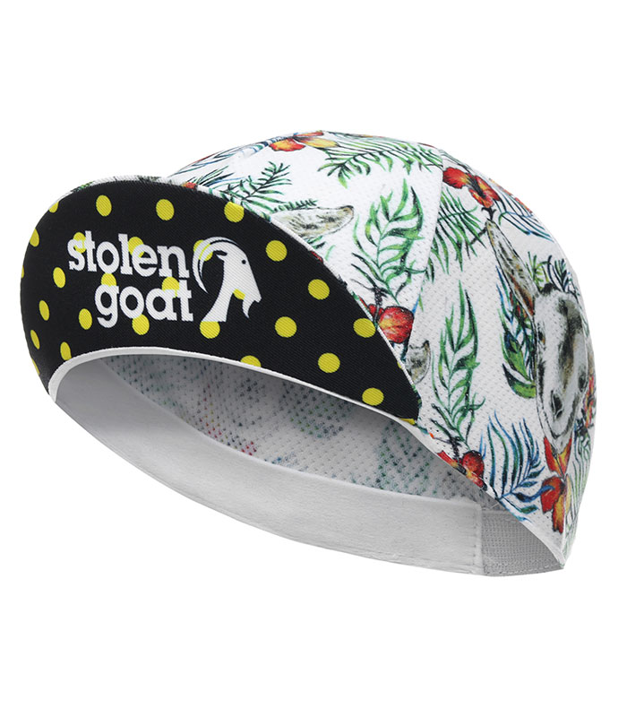 Stolen Goat Kidda lightweight cycling cap