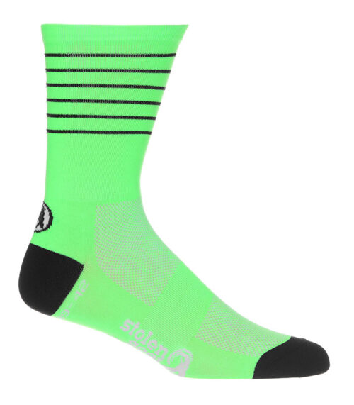 Stolen Goat Green CoolMax socks