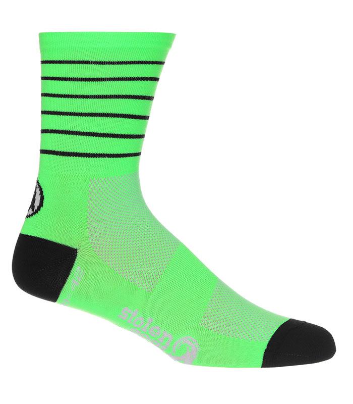 stolen goat green coolmax socks crew cut