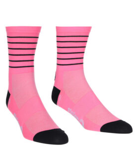 pink coolmax-socks-pair-crew-cut
