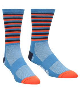 a pair of stolen goat loudmouth coolmax cycling socks