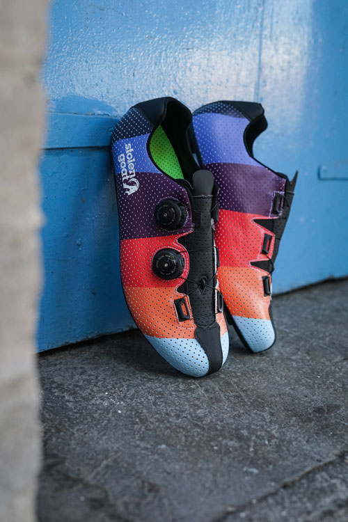 stolen goat hinterland cycling shoes