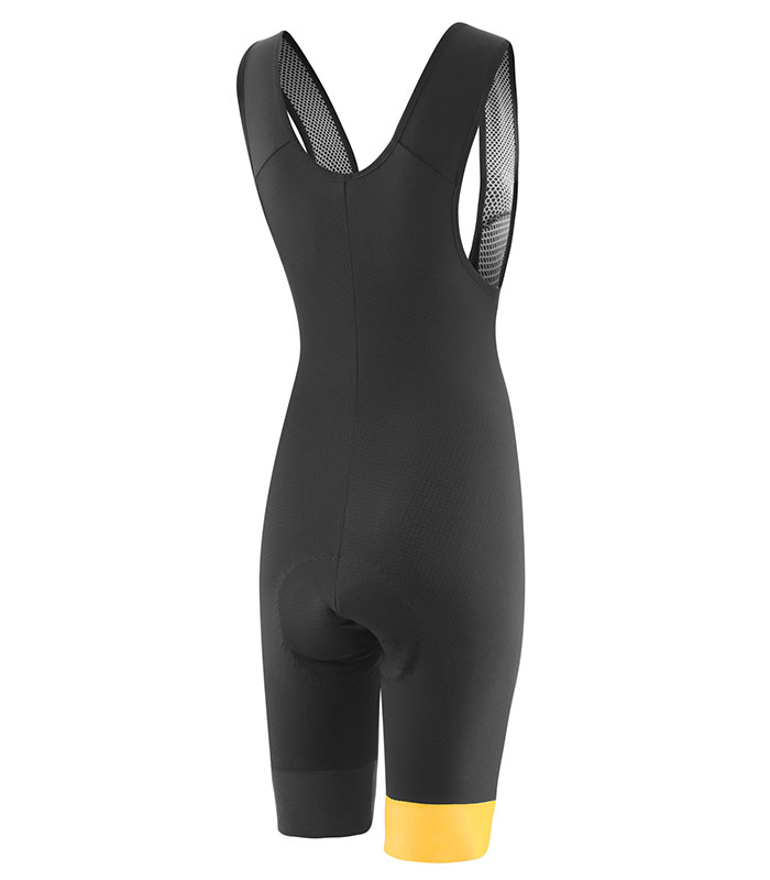 stolen goat fitch mango womens bodyline one bib shorts