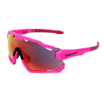 stolen goat hexi+ pink sunglasses