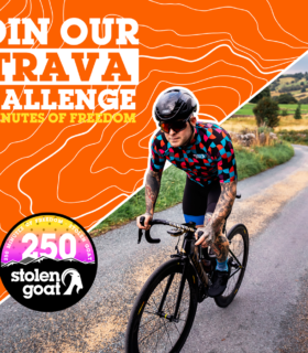 Join our strava challenge
