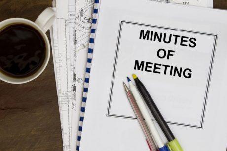Mastering Meeting Minutes