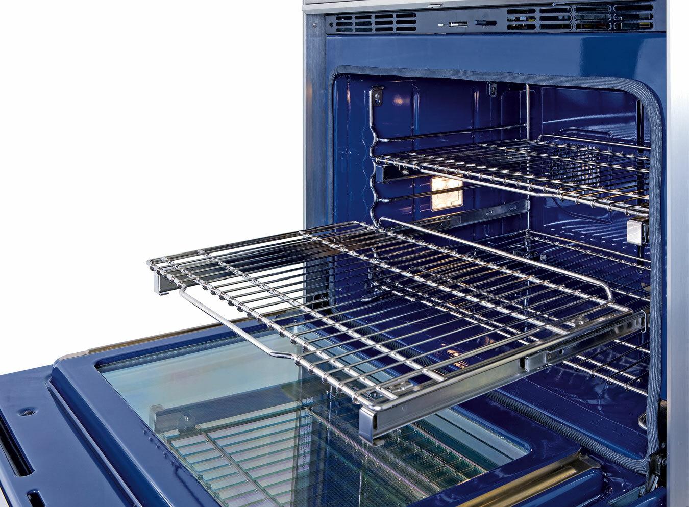 Full Extension Ball Bearing Oven Rack E DF sm web