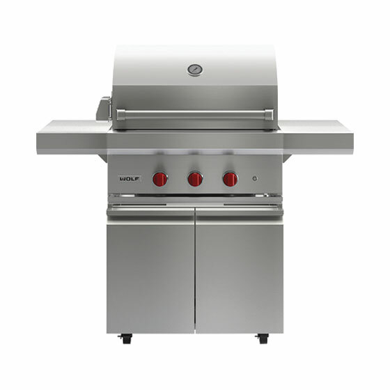 Wolf Gas Outdoor Grill