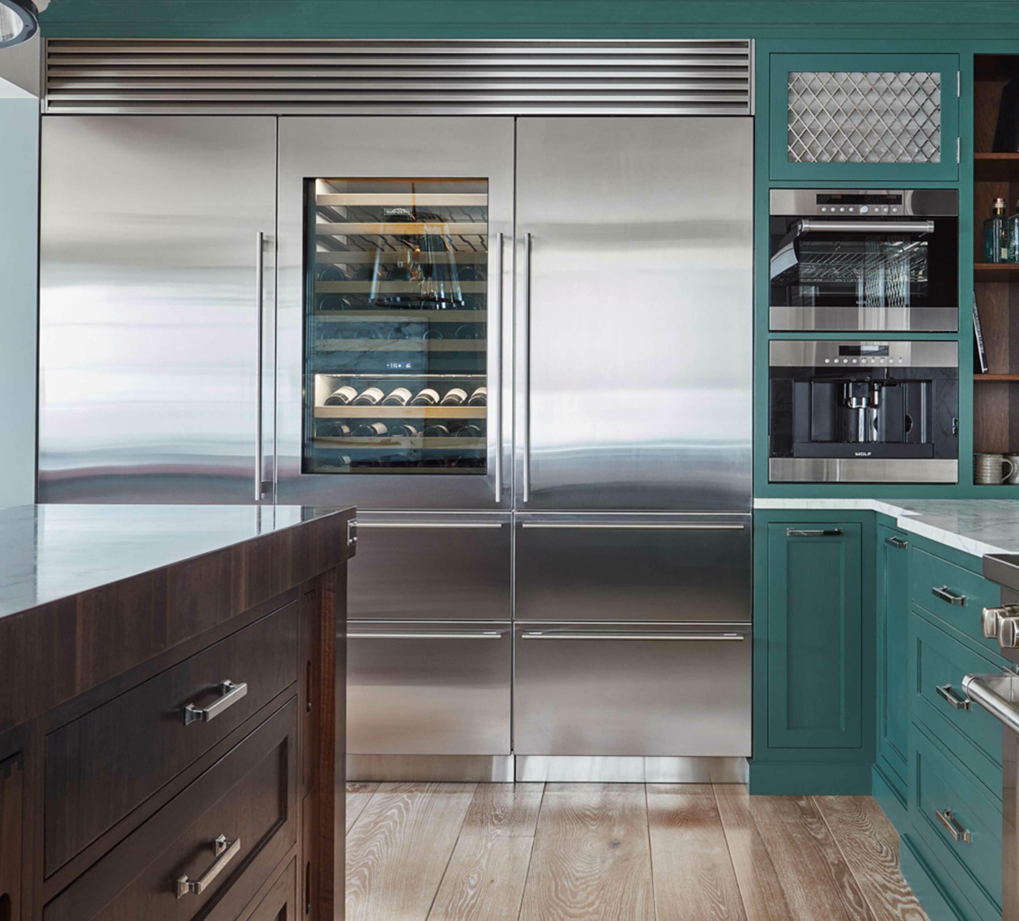 Integrated Refrigeration at Georgian Hall