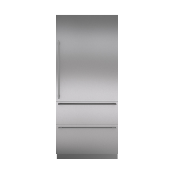 ICBIT 36 CIID integrated tall refrigerator freezer 1