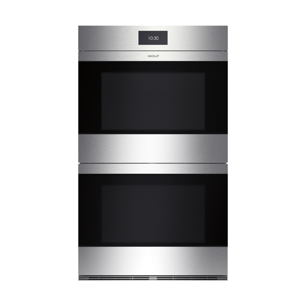ICBDO30 CM S 762 MM M SERIES CONTEMPORARY STAINLESS STEEL DOUBLE OVEN 1