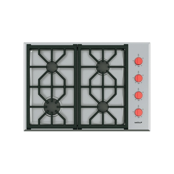 ICBCG304 P S 762 MM PROFESSIONAL GAS COOKTOP