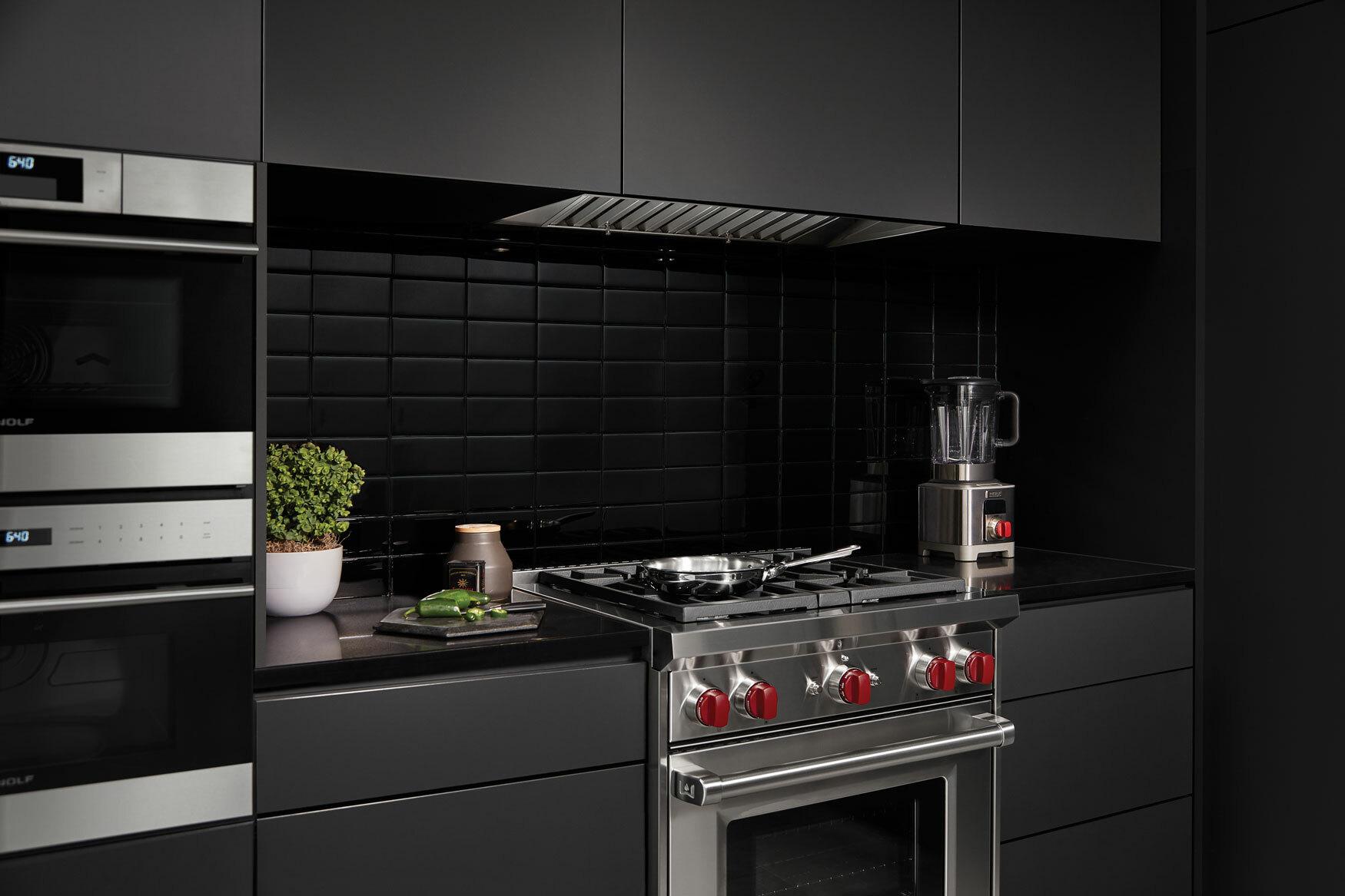 Luxury Kitchen Ventilation System