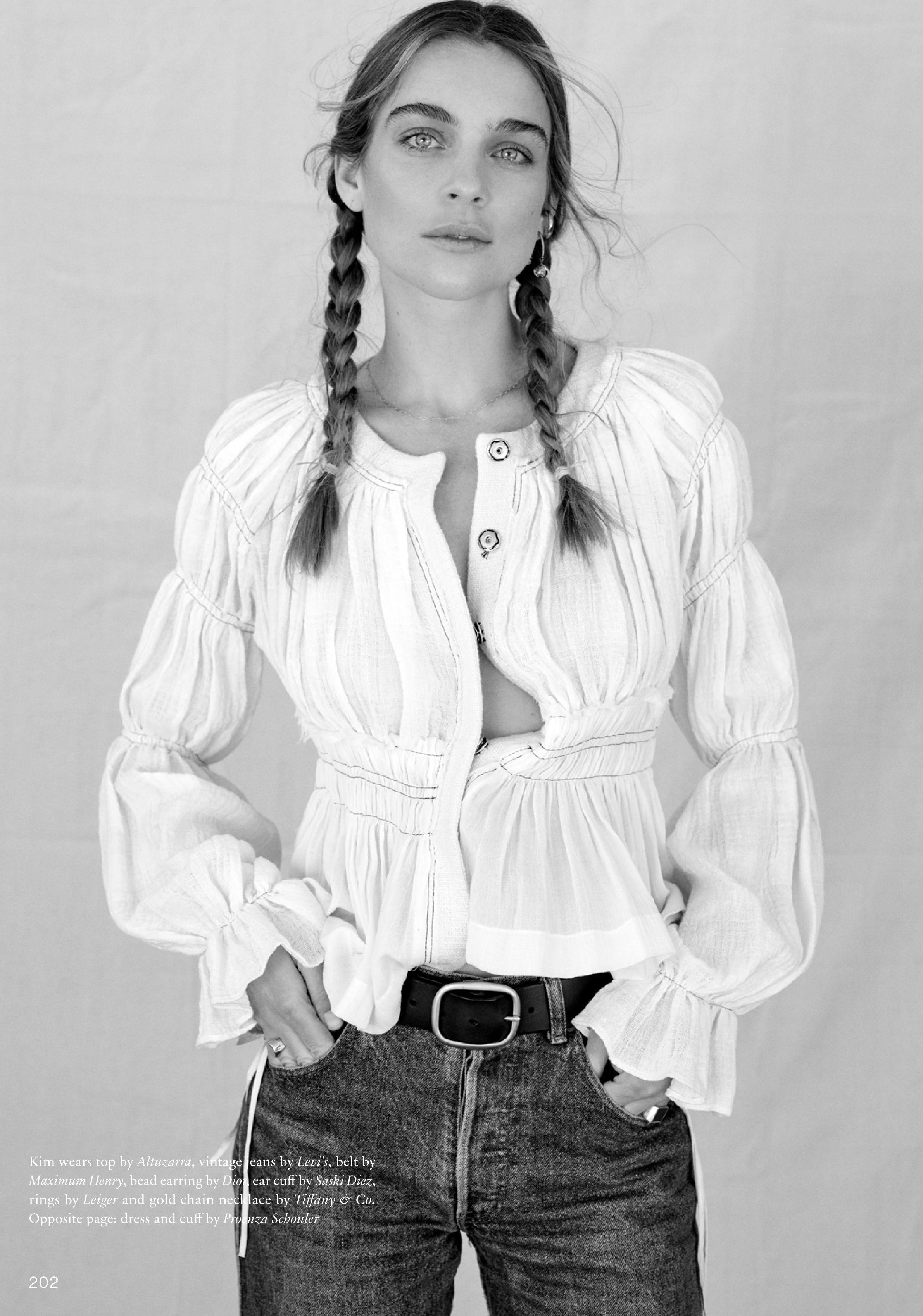 Superbe | Model: KIM NOORDA