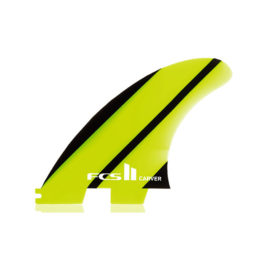FCS II Neo Glass Carver Tri Fin Set
