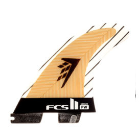 FCS II Firewire PC Carbon Tri Fin Set