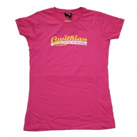 GAS Ladies T-Shirt in Pink
