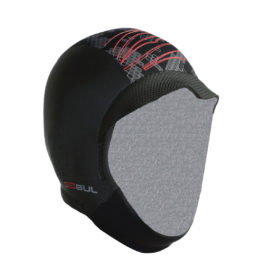 Gul 3mm Peaked Surf Hat with Bolt Dry lining