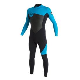 Quiksilver BZ Synchro GBS Mens Summer 3/2 Wetsuit