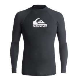 Quiksilver Heater Long Sleeve Thermal Rash Vest